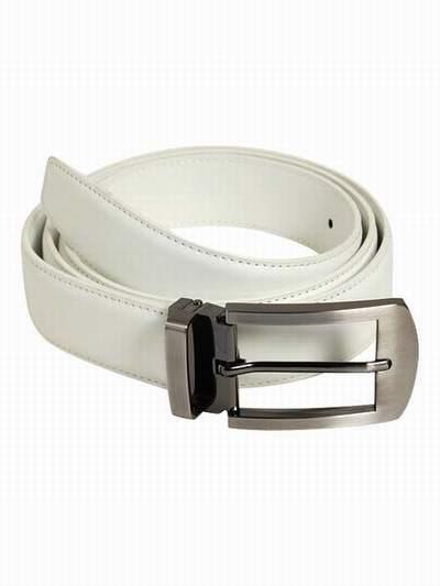 61b95c06703 ceinture militaire blanche