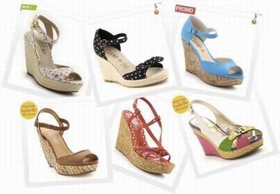 unique design great fit official supplier chaussures tissaia femme leclerc