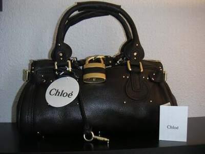Chloe Imitation A Main Femme sac Sac Paddington sac Chloe Lyon Aqw7gtT c830b38c052