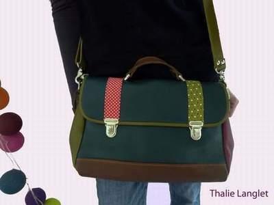 47ea3a3739 sac cartable velours minelli,sac cartable daily classic lacoste,sac cartable  homme noir