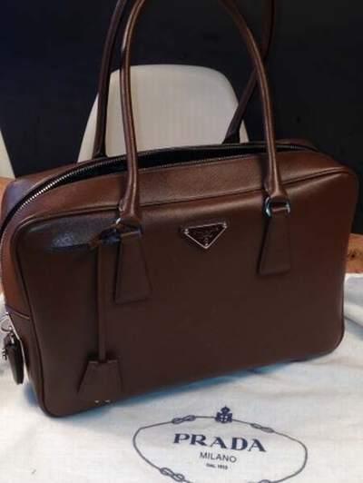 prada sac femme nylon